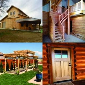 Log Home Kits