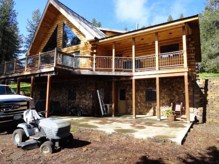 5 Good Questions about Building a Log Home Answered