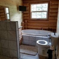 Mountain Retreat complete home with full bath