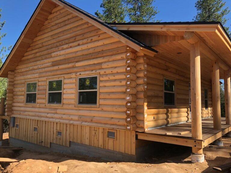 Log Home Design Mistakes