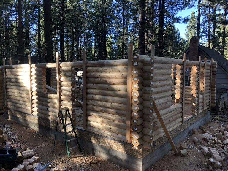 Log Cabin Home Getaway, South Lake Tahoe